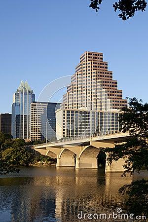 Free Austin, Texas Skyline Royalty Free Stock Image - 17387476