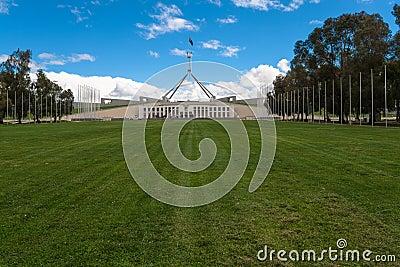 Australia Canberra Captital Parliment