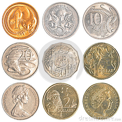 Australia circulating coins