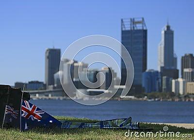 Australia Day Perth
