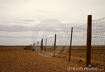 Australia - dingo fence