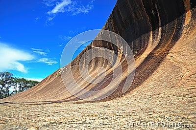 Australia Hyden rock