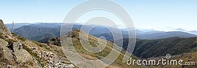 Australia Mountain Panorama 2
