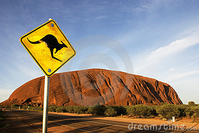 Australia Outback Editorial Photography