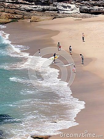 Australia Surfers & families