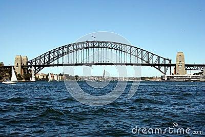 Australia Sydney Harbour Bridg