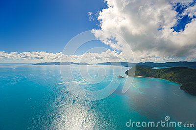 Australia Whitsunday wyspy
