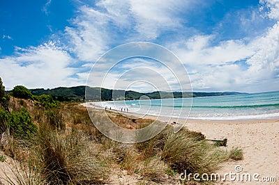 Australian beach - Apollo bay - Melbourne