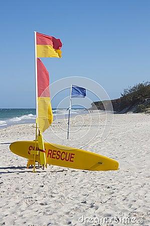 Australian Beach Surf Rescue