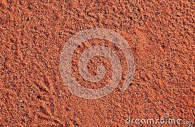 Australian desert sand texture