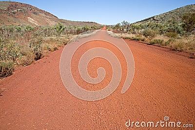 Australian Dirt Road