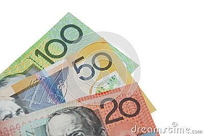 Australian Dollar banknotes
