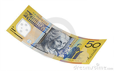 Australian Fifty Dollar Money