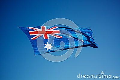 Australian Flag 002