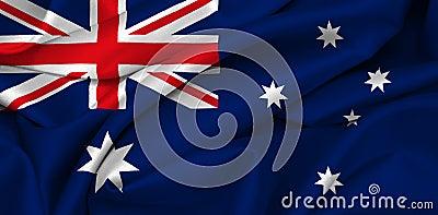 Australian flag - Australia