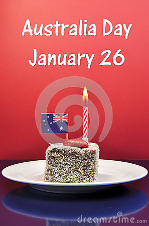 Australian holiday celebration for Australia Day, January 26.