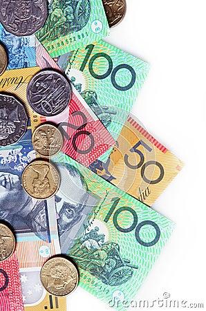 Free Australian Money Stock Photography - 2420172