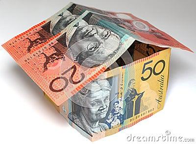 Australian money house