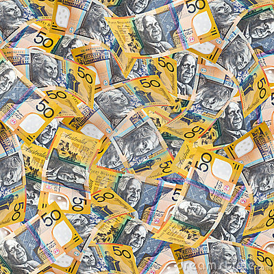 Australian Money Wallpaper