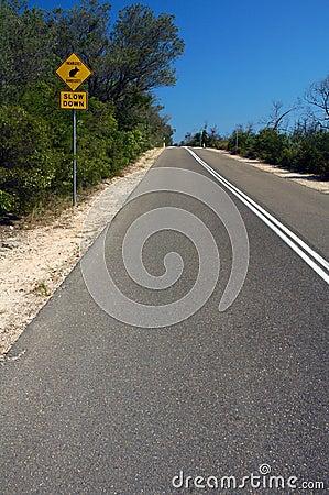 Australian road