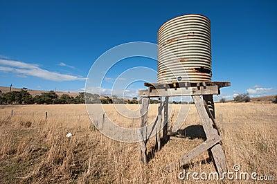 Australian rural scene