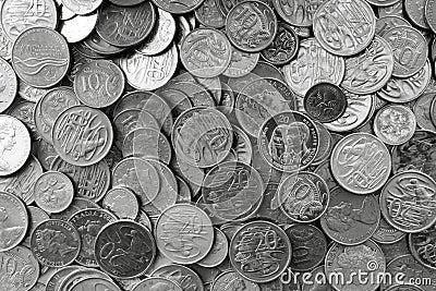 Australian Silver Coins