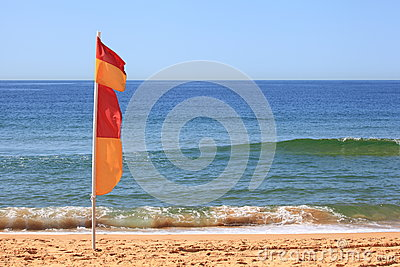 Australian Surf Lifesaving Flag