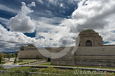 Australian War Memorial Editorial Stock Photo