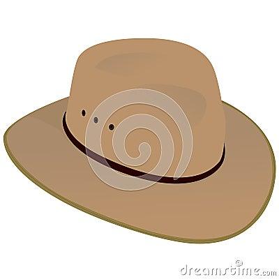 Australian Wide Brimmed Hat
