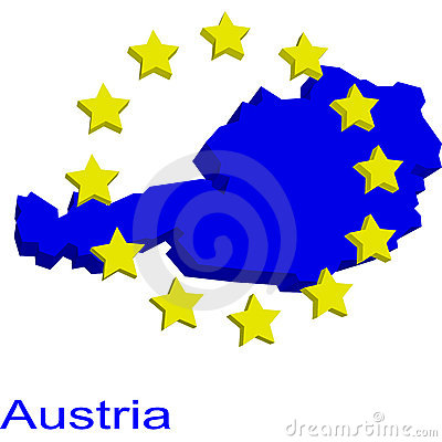 Austria contour