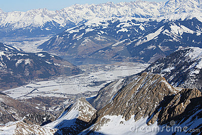 Austria. Mountains. The Alpes.