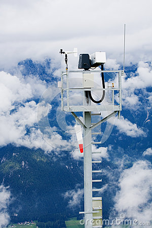 Austria Tauplitz weather station