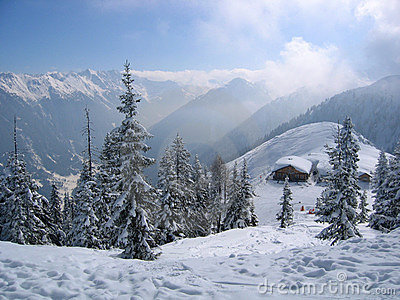 Austria / Winter Dream