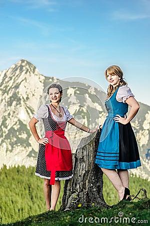 Austrian Beauties