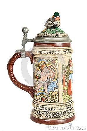 Austrian Beer Stein