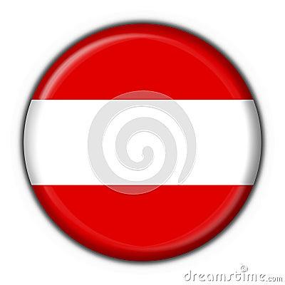 Austrian button flag round shape
