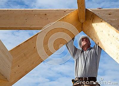 carpenter roof