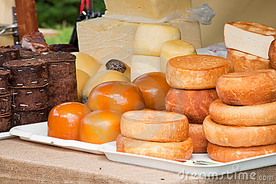Authentic Romanian cheese varieties