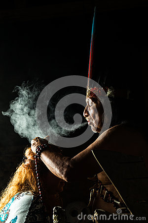 how to find an authentic shaman