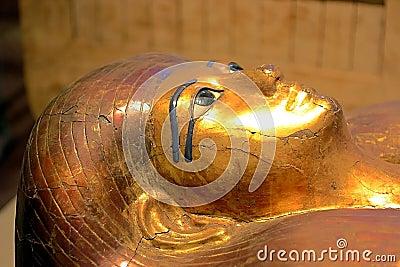Authentic tomb