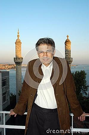 Free Author Orhan Pamuk Royalty Free Stock Photos - 20117058