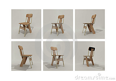 Author s developed design chair