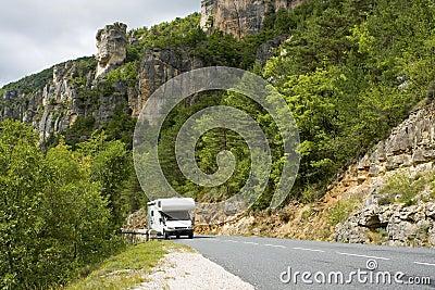 Auto camper Mobilehome