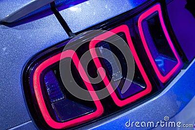 Auto car LED Tail Lights