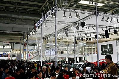 Auto China 2008 Editorial Photo