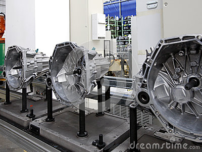 Auto Engines factory