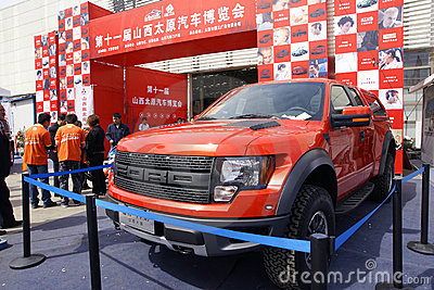Auto Expo Editorial Stock Image