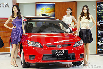 Auto Expo Editorial Image