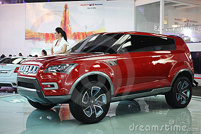 Auto Expo 2012 Editorial Image