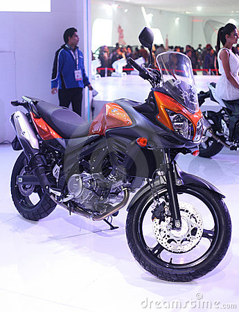 Auto Expo 2012 Editorial Stock Photo